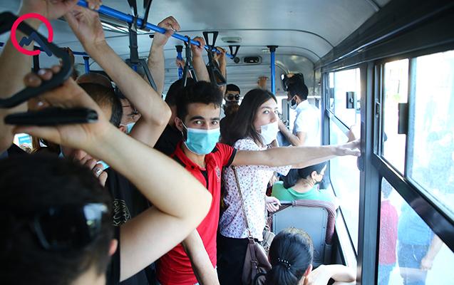 Avqustun 10-dan avtobusdakı sıxlığa necə nəzarət ediləcək?