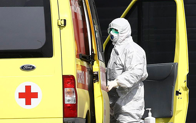 Moskvada daha 10 nəfər koronavirusdan öldü