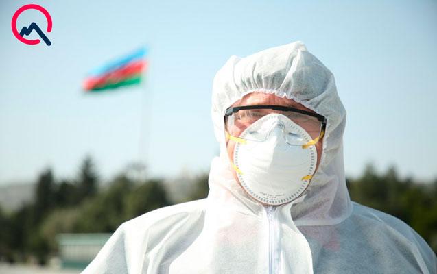 Azərbaycanda koronavirusa yoluxanların sayı 22 mini ötdü