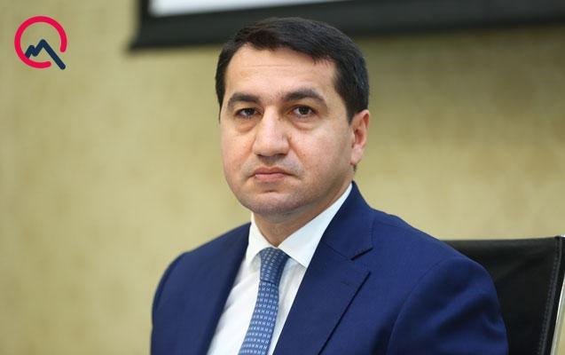 """""""Azərbaycan kiçik dövlətdir, muzdlular olsaydı, hamı eşidərdi"""""""