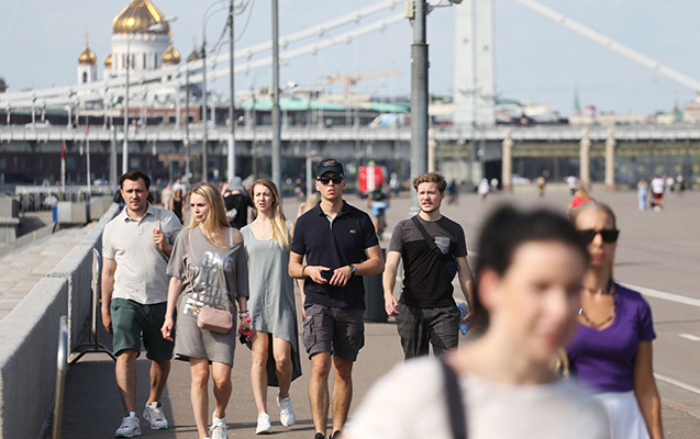 Moskvada koronavirusa qarşı kollektiv immunitet yaranıb