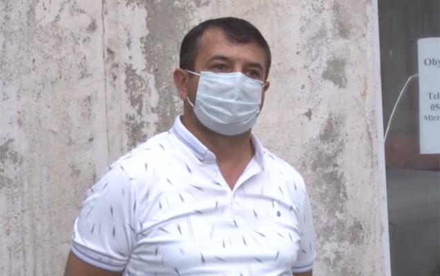 Sumqayıtda evindən çıxan koronavirus xəstəsinə cinayət işi açıldı