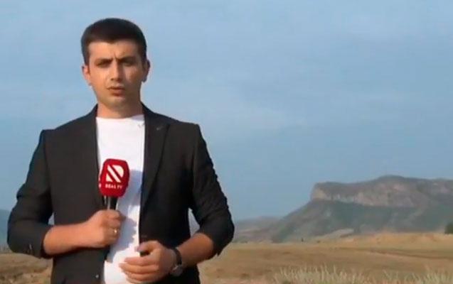 Atəşkəsin pozulduğu Ağdam kəndindən video