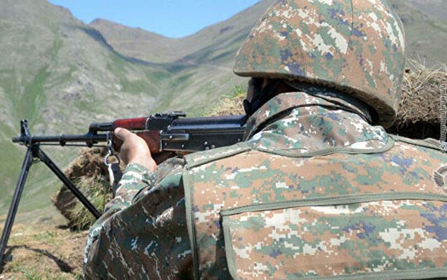 Ermənistan MN 3 hərbçisinin yaralandığını açıqladı