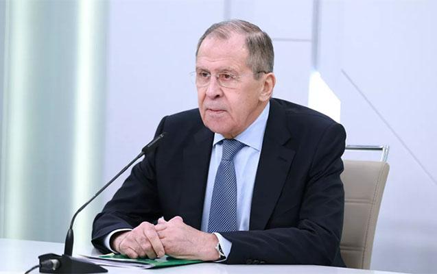 Lavrov dərhal atəşi dayandırmağa çağırıb
