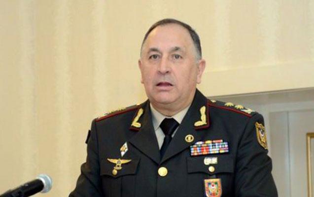 Azərbaycan ordusunun generalı şəhid oldu -Video