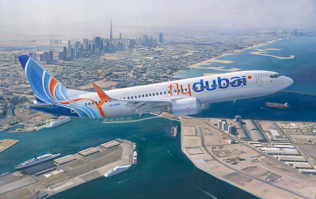 Dubaya birbaşa uçuşlar başladı