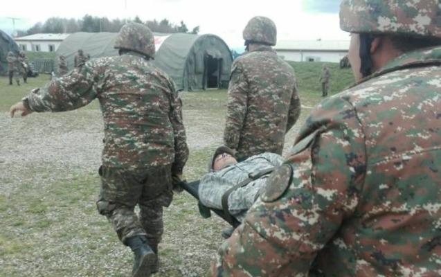 Ermənistan daha 2 hərbçisinin öldüyünü açıqladı