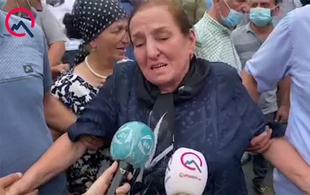 """""""Beş aydır evə gəlmirdi, gəlişi belə oldu"""" - Video"""