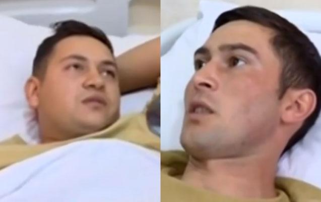 Tovuzda yaralanan əsgərlər danışır - Video