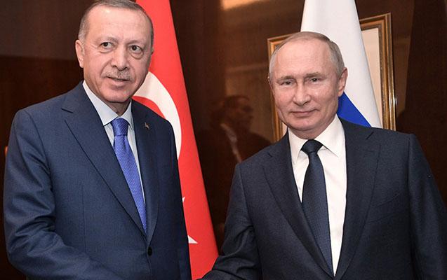 Putin və Ərdoğan nələrdən danışıb?