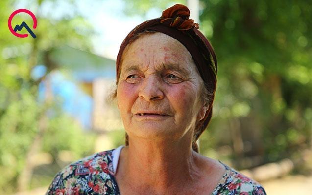 """Ağdam kəndindən videoreportaj - """"Atmayanda darıxırıq"""""""