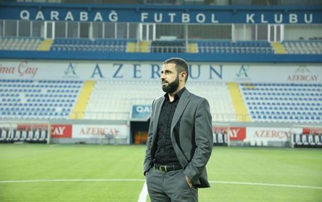 """Rəşad Sadıqov """"Qarabağ""""dan ayrıldı"""