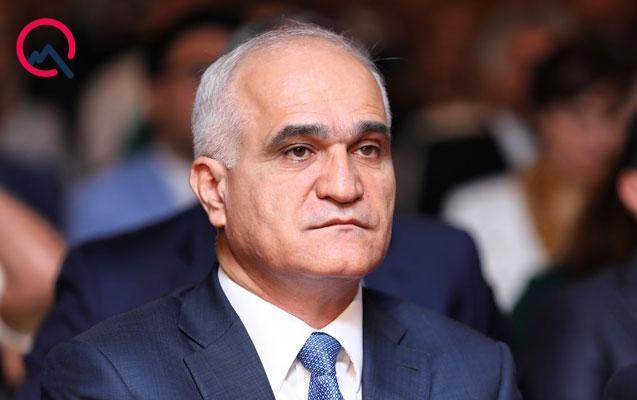 Şahin Mustafayevə ağır itki
