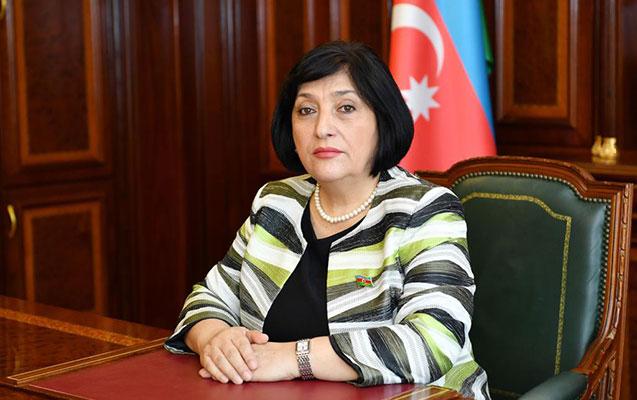 Sahibə Qafarova beynəlxalq təşkilatlara müraciət etdi