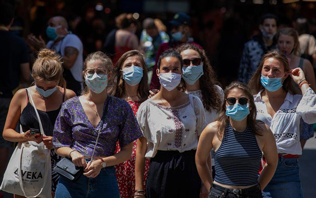 4 gündə 1 milyon insan koronavirusa yoluxub