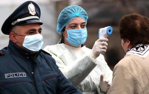Ermənistanda koronavirus yayılmaqda davam edir
