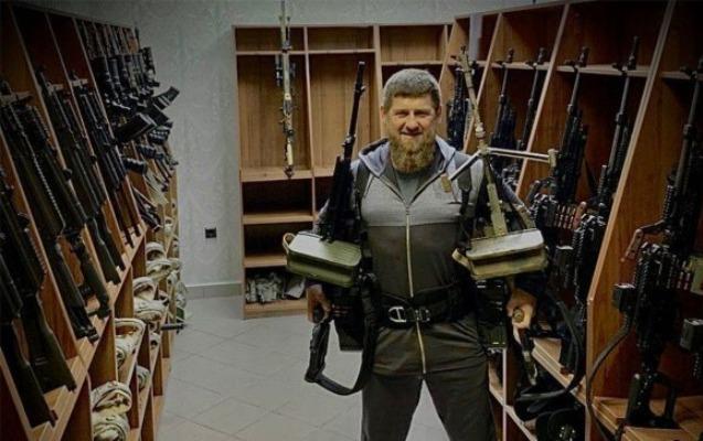 Kadırov ABŞ-ın sanksiyalarına cavab verdi