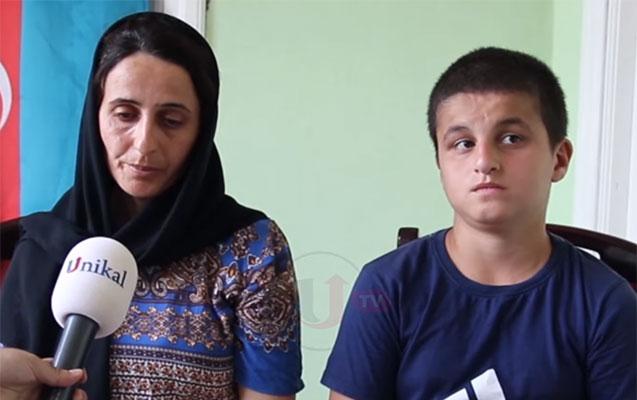 """""""Atamla şəhid olmamışdın 2 gün öncə danışdım..."""" - Video"""