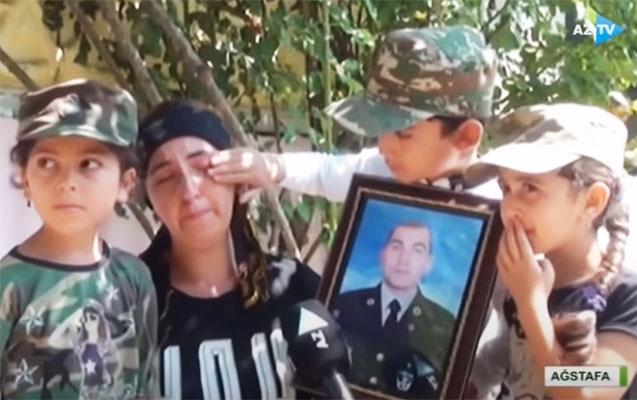 """""""Uşaqlarımızı mənə tapşırıb getdi..."""" - Videoreportaj"""