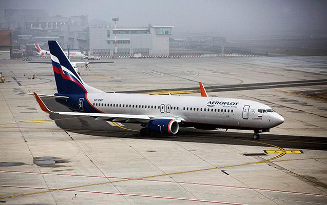 """""""Aeroflot"""" Bakı uçuşlarını təxirə saldı"""