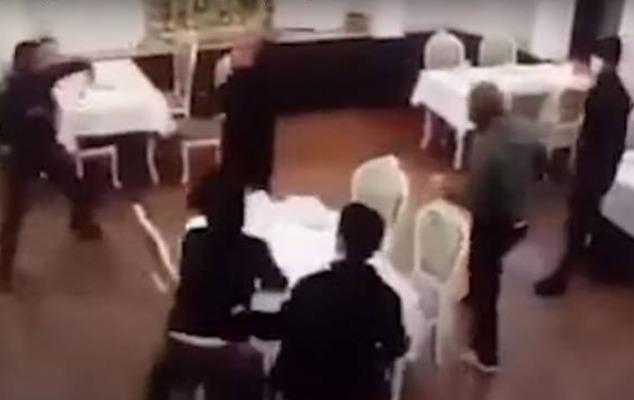 Ermənilər Moskvada azərbaycanlıların restoranına hücum etdi