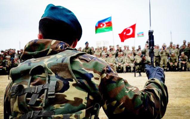 Azərbaycanla Türkiyə birgə hərbi təlimlər keçirəcək
