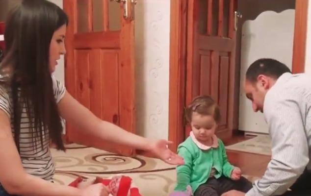 Yeni Təhsil naziri ailə üzvləri ilə birlikdə + Video