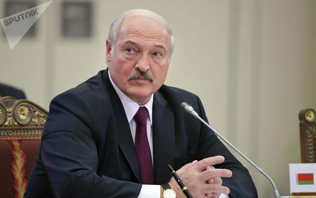 Lukaşenko da koronavirusa yoluxubmuş - Video
