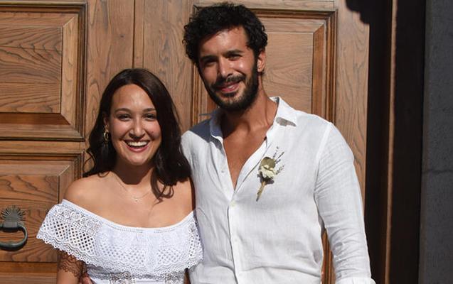 Barış ilə Gupse 6 ildən sonra evləndilər