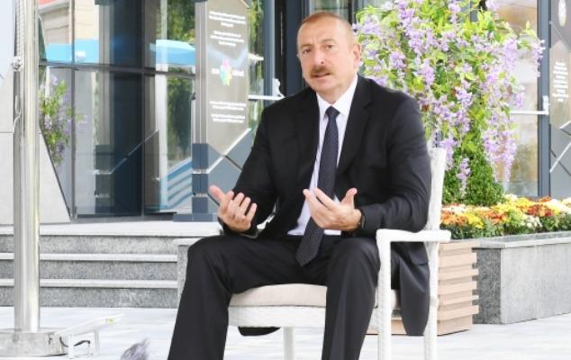 """Prezident: """"Vətəndaşlara bir çox hallarda hörmətsizlik edilirdi"""""""