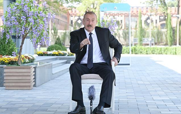 """""""Ermənistanın hünəri varsa, tanısın """"Dağlıq Qarabağ respublikası""""nı"""""""
