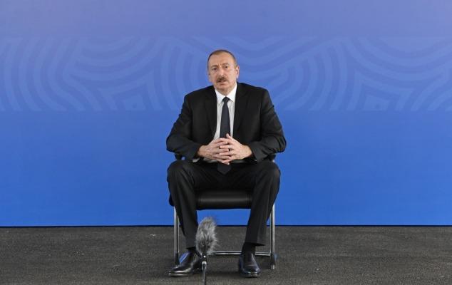 """""""Hamımız çox istəyirik ki, karantin rejimi tezliklə başa çatsın"""" - İlham Əliyev"""