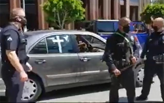 Los Anceles polisi erməni lobbisinin yalanlarını ifşa etdi