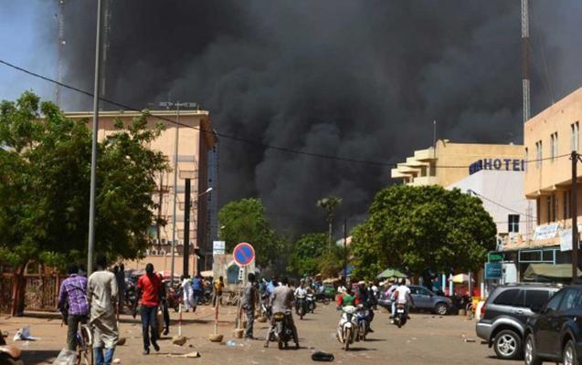 Burkina-Fasoda partlayış oldu, 6 uşaq öldü