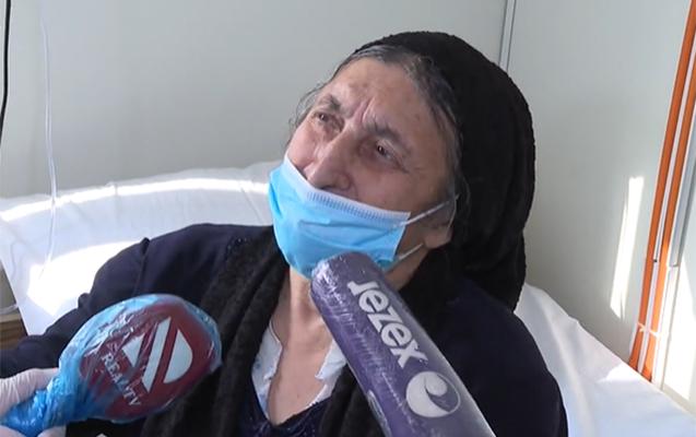 Bakıda 88 yaşlı qadın koronavirusa qalib gəldi