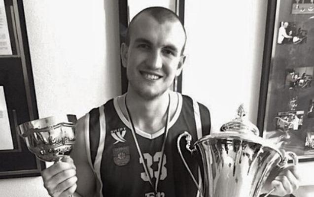 Velosipeddən yıxılan gənc basketbolçu öldü