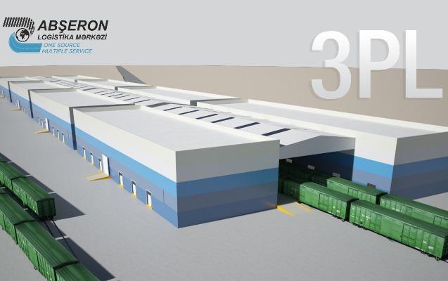 Abşeron Logistika Mərkəzi yeni 3PL xidməti göstərilən anbarlar istifadəyə verəcək