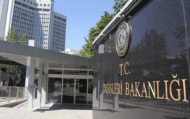 """""""Ermənistan hakimiyyətinin ağlını başına yığmasının vaxtı gəlib"""" - Türkiyə XİN"""