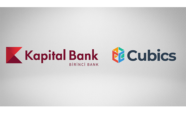 """Kapital Bank"" və ""Cubics Technology"" yeni qeyri-bank xidmət sahəsinin açılmasına dair razılığa gəldilər"