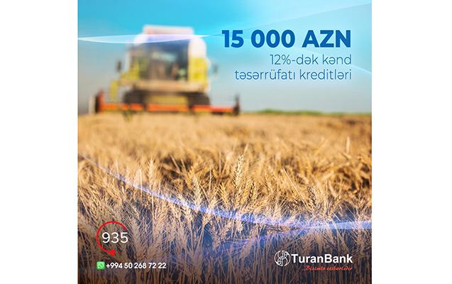 TuranBank sahibkarlara güzəştli mikrokreditlər təklif edir