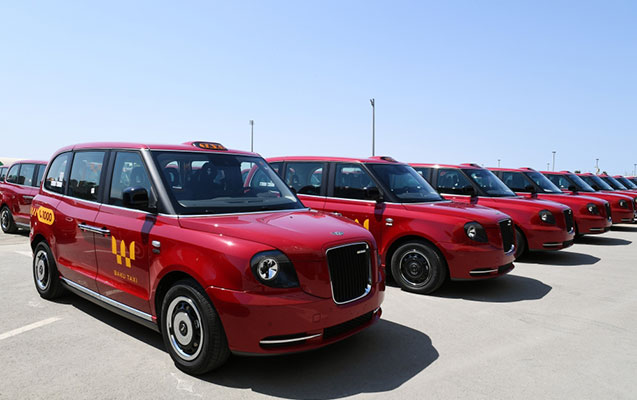 """Yeni """"London taksi""""ləri 130 km-ə qədər elektriklə çalışır"""