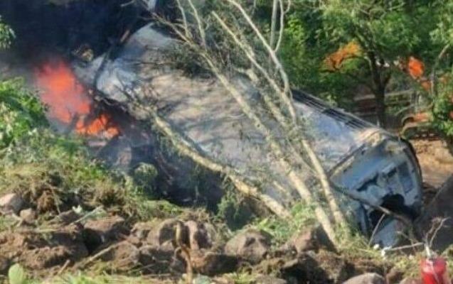 Şotlandiyada qatar reysdən çıxdı - 3 ölü