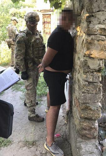 "Ukraynada ""Lotu Quli""nin adamları saxlanıldı - Fotolar"