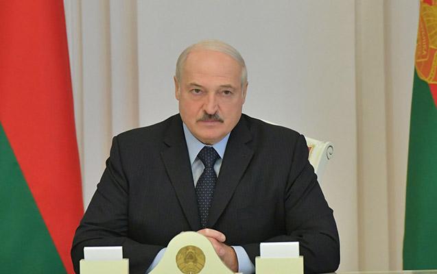 Lukaşenko və övladlarına qarşı sui-qəsd hazırlayanlar saxlanıldı
