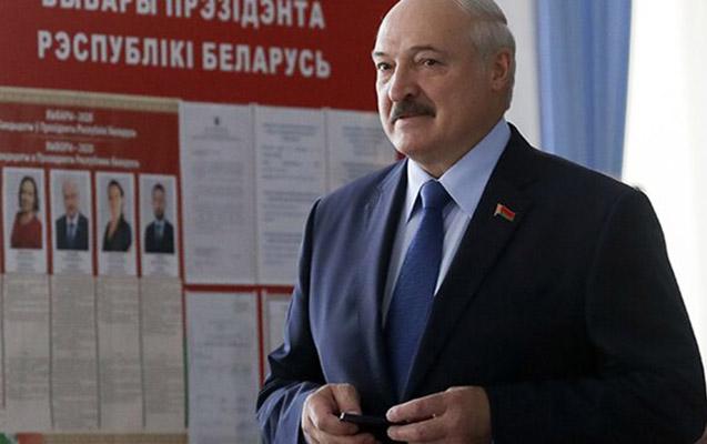 Belarusda prezident seçkilərinin rəsmi nəticələri açıqlandı