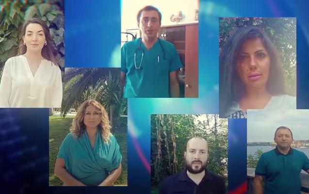 """""""Qarabağdan danışaq"""" layihəsi başlayır - Video"""