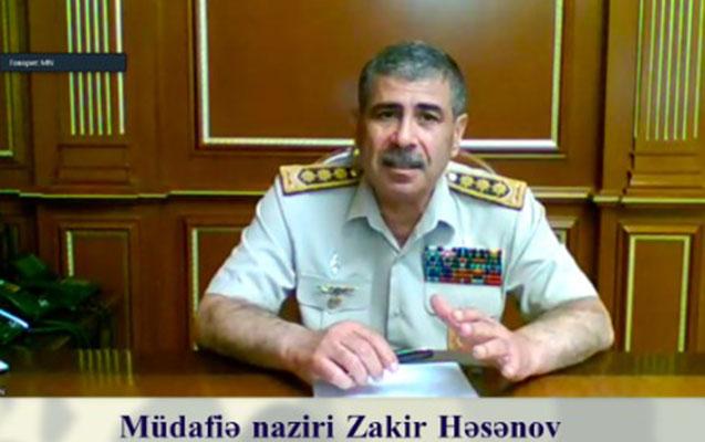 Zakir Həsənov gənclərin suallarını cavabladı