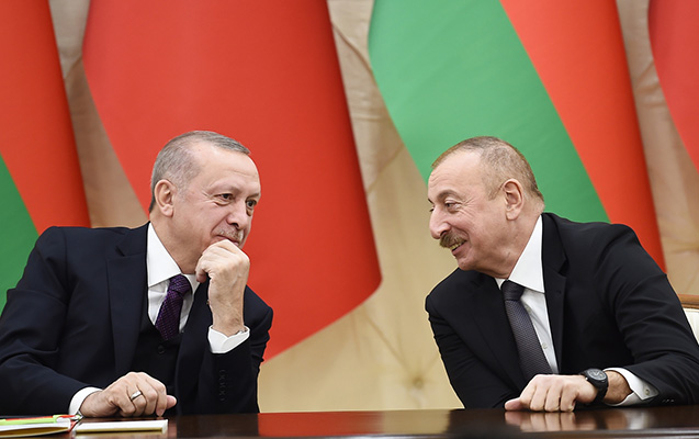 """""""Ərdoğan bütün dünyaya bəyan etdi ki, Azərbaycan tək deyil"""""""