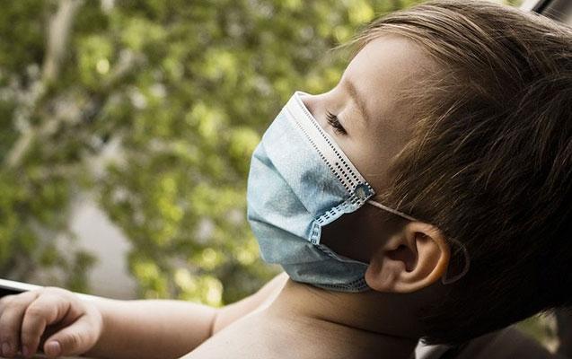 Bu yaş qrupundan olan uşaqlar maska taxmalıdırlar
